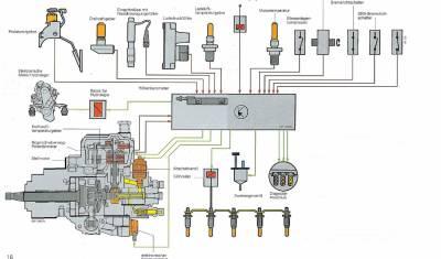 Фото схема подключение электронного зажигания 97